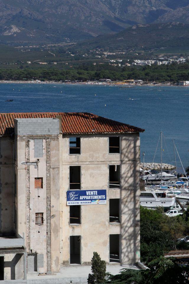 L'immobilier en Corse