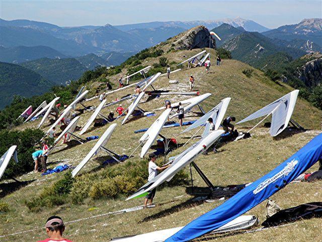 Laragne Monteglin (Hautes-Alpes) - Montagne