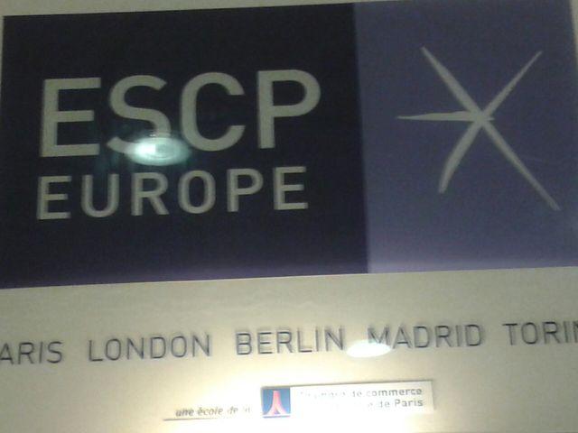 ESCP - 1ère