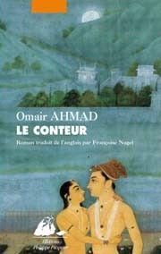 """""""Le conteur """" de Omair Ahmad chez Picquier."""