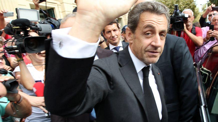 Les juges ont estimé que les charges ne sont pas suffisantes pour maintenir la mise en examen de Nicolas Sarkozy