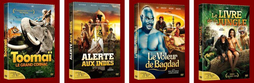 DVD Indes