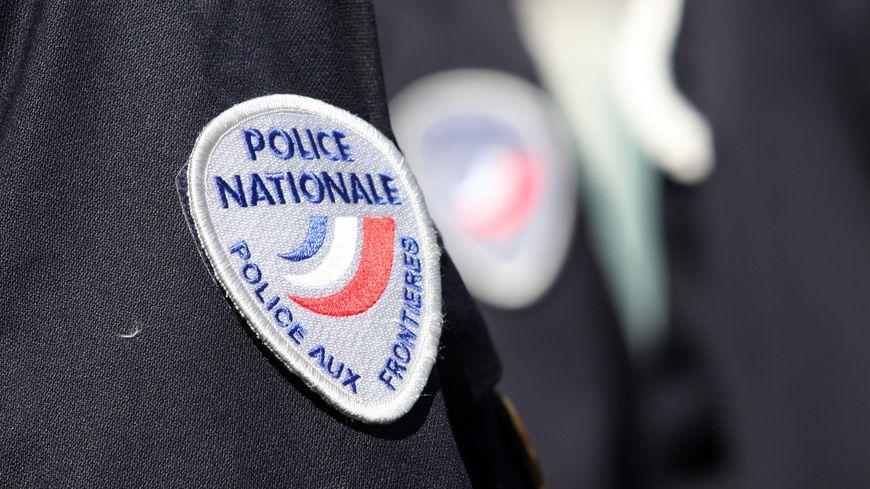 PAF Police aux frontières
