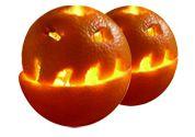 oranges halloween