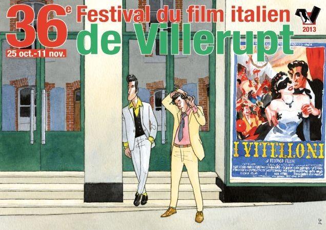 Villerupt festival du film italien