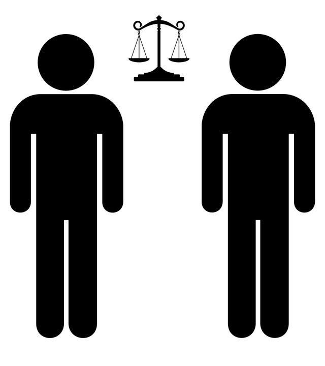 Divorce gay