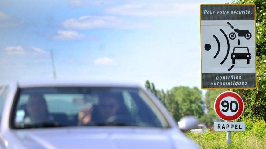 Réduire la vitesse de 90 à 80 km/h permettrait de diminuer le nombre de tués sur les routes.