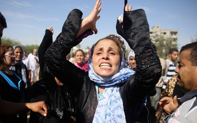 La soeur du gendarme Anis Salhi