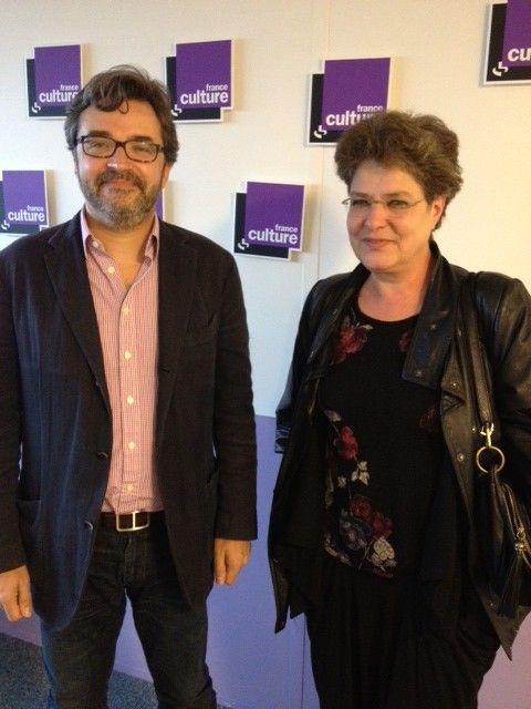 Laurent Bouvet et Violaine Carrere