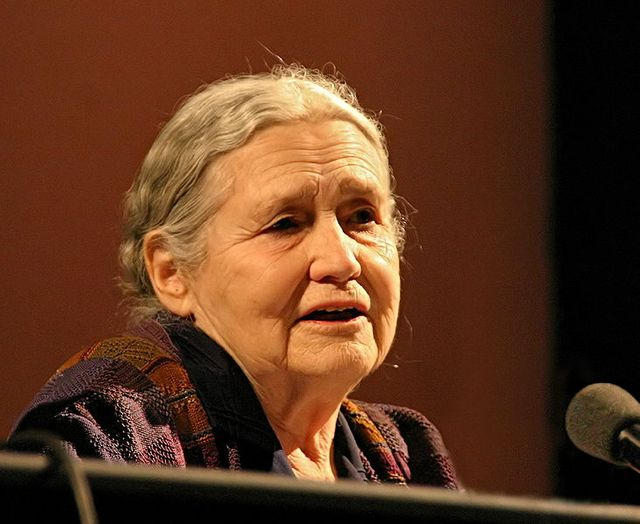 Doris Lessing Prix Nobel 2007