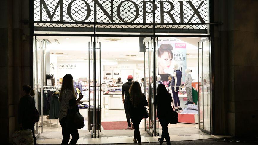 Clone enseigne Monoprix