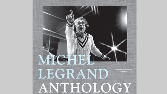 Anthology de Michel Legrand - visuel album