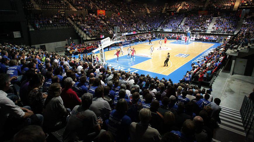 La salle du Palio, où joue le Boulazac Basket Dordogne (illustration).