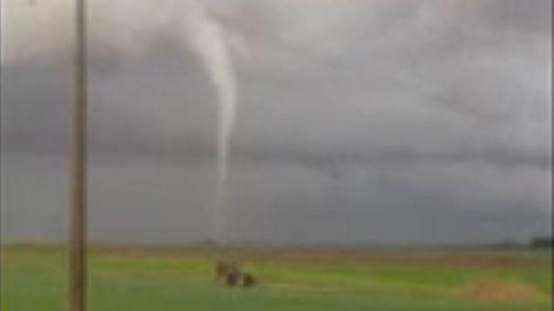 Une mini-tornade à Bray-sur-Somme