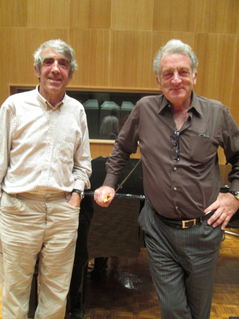 J-P Tarot et R. Frydman