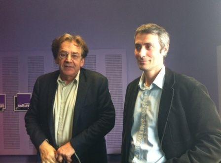 Alain Finkielkraut et Raphaël Liogier