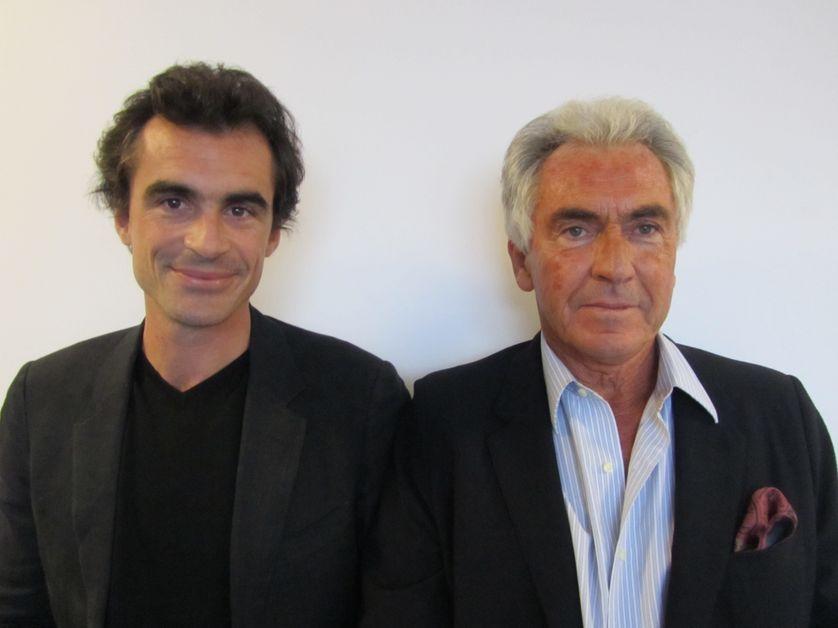 Raphaël et Jean-Paul Enthoven