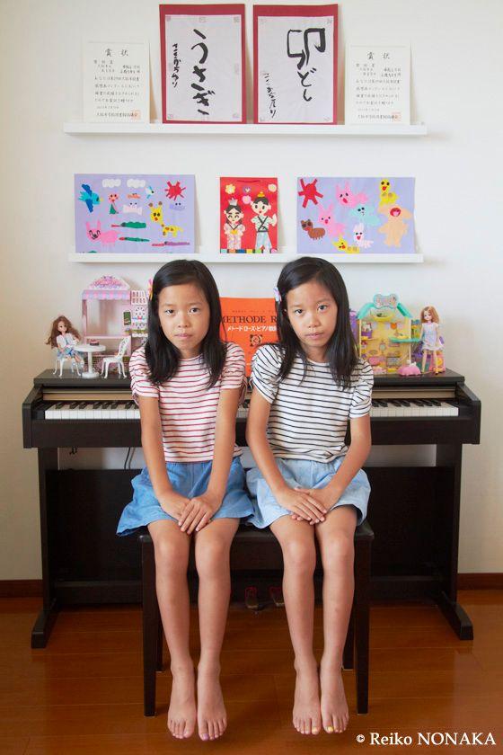 Reiko Nonaka, la double vie
