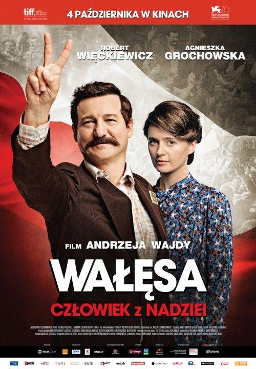 "Affiche film ""Walesa"""