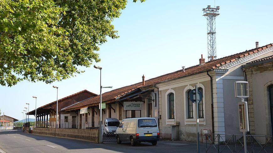 Gare de Carpentras