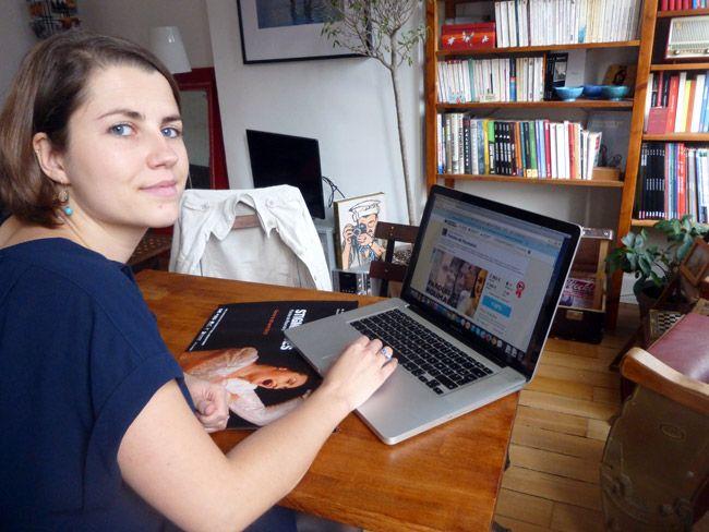 Marianne Rigaux - Crowdfunding