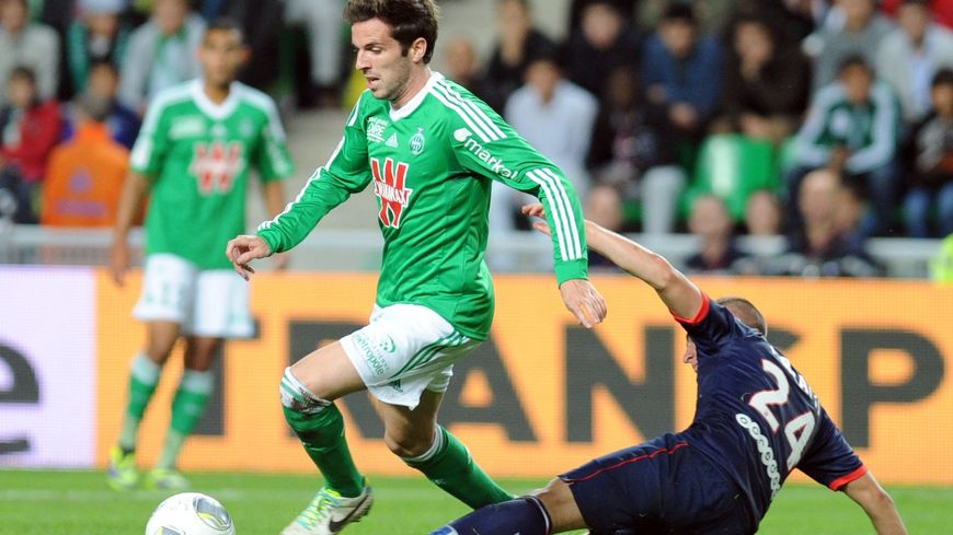 Les Verts affrontent le PSG au Parc des Princes en 8e de finale de la Coupe de la Ligue