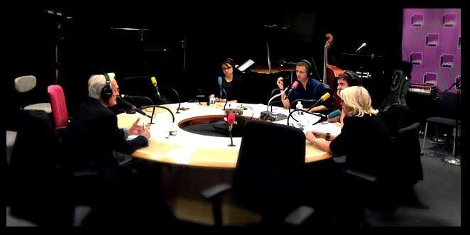 Le RDV : Anne DUCROS et Philippe LABRO