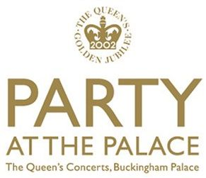 Party at the palace logo