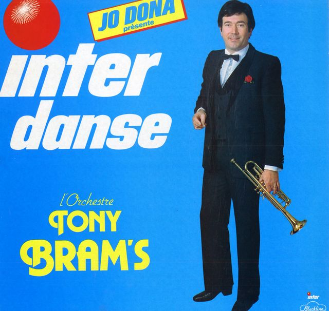 Inter Danse vinyle