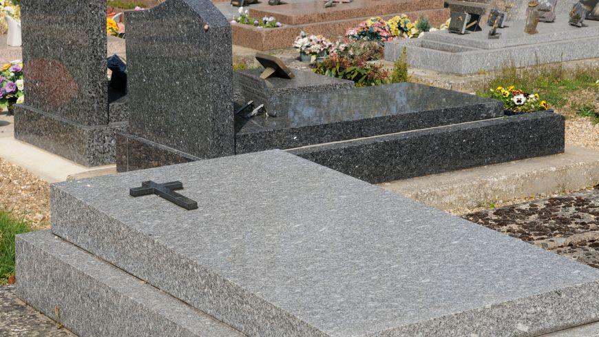 Un cimetière - photo d'illustration