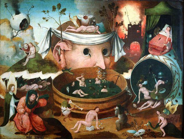 Renaissance La vision de Tondal