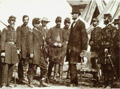 Guerre De Sécession Photos la guerre de sécession : premier conflit moderne