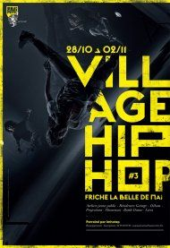 Village Hip Hop 2013 à Marseille