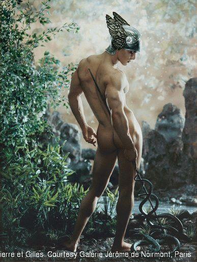 Masculin/Masculin. L'homme nu dans l'art de 1800 à nos jours