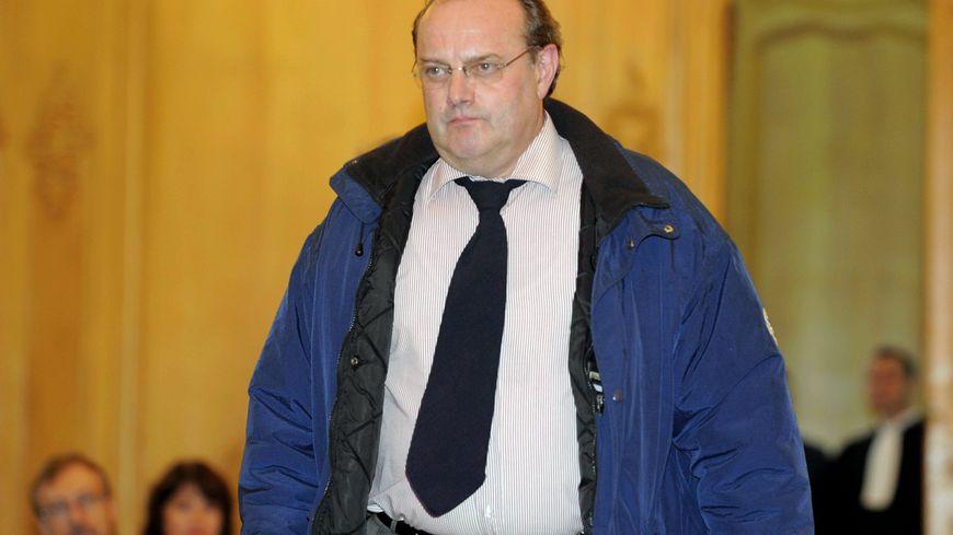 Procès Jean-Louis Muller, à Nancy le 28 octobre 2013.