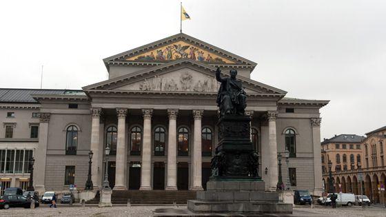 Opéra Munich Nazisme