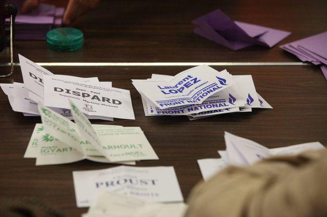 Brignoles, élections cantonales 1er tour