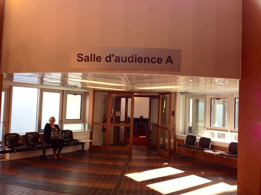 Le tribunal correctionnel de Montbéliard dans le Doubs.