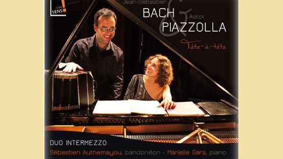 Tête-à-tête : Bach / Piazzolla par le Duo Intermezzo