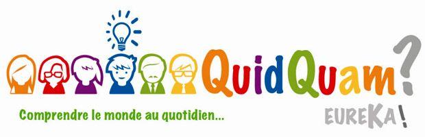 Logo de QuidQuam? EUREKA !