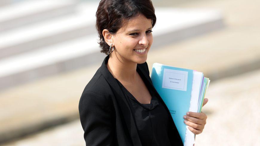 Najat Vallaud Belkacem, ministre des Droits des femmes, est à l'origine de cette initiative.