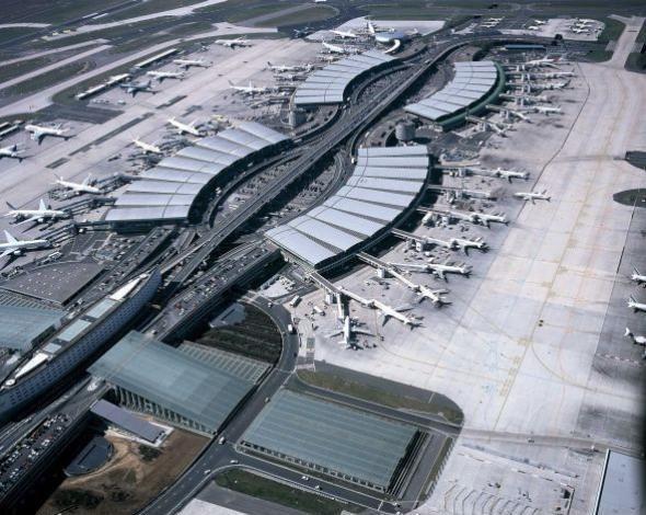 Aéroport Paris-Roissy-Charles-de-Gaulle