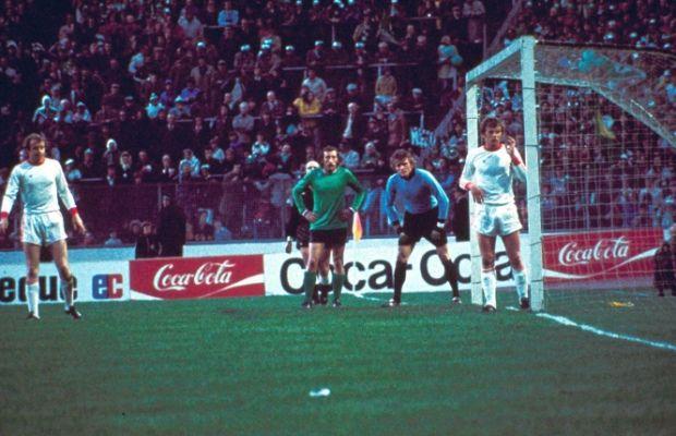 La finale de 1976 à Glasgow