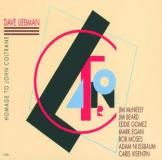 Visuel CD - Homage to Jonh Coltrane - Dave Liebman