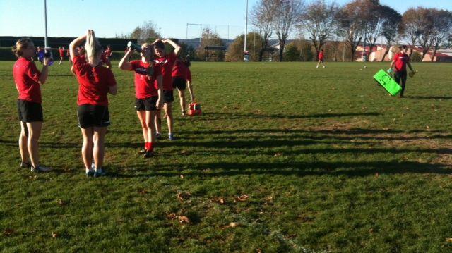 Rugby : l'équipe du Canada à Pontarlier