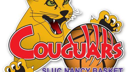 Le logo du SLUC Nancy Basket