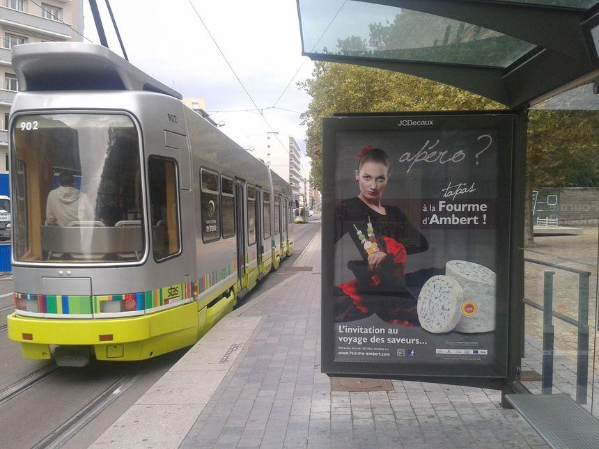 La bataile de la Fourme dans les rues de Saint-Etienne