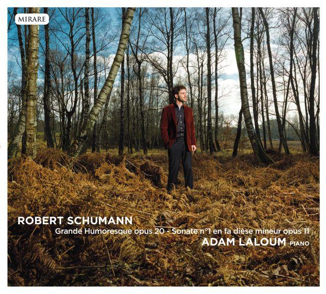 Schumann par Adam Laloum