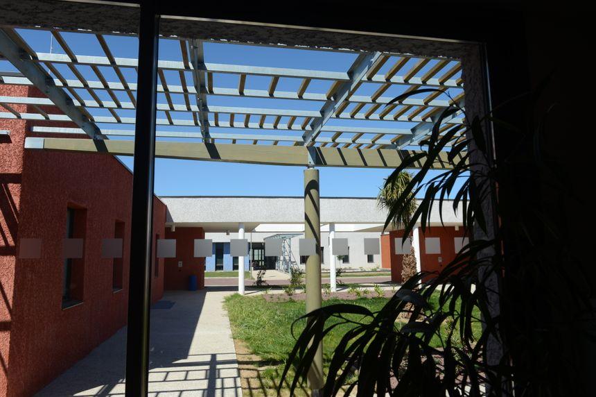 10 000 m² ont été rénovés depuis 2009 au centre psychiatrique de Thuir