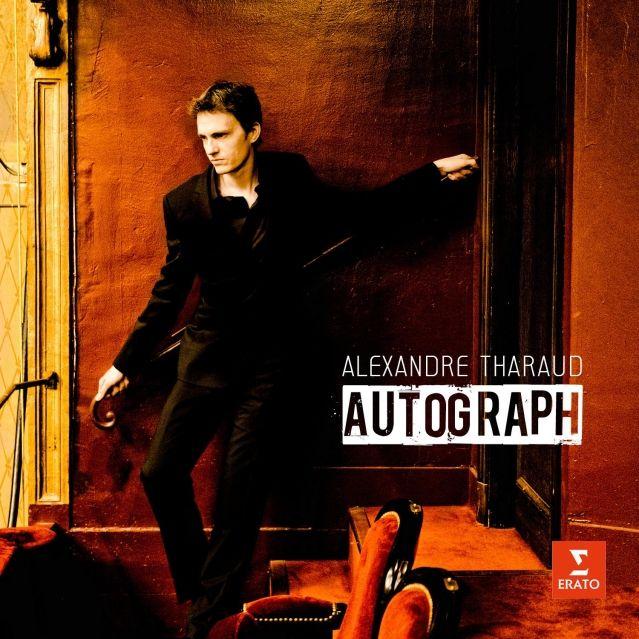 Alexandre Tharaud-Autograph